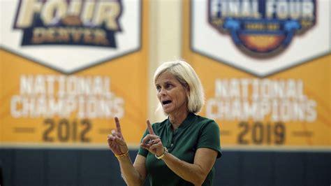 Baylor women's basketball earns top spot in Big 12 coaches ...