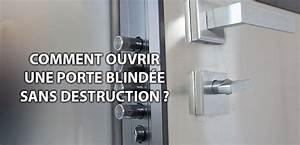 ouvrir une porte blindee claquee cle dynamometrique With ouvrir une porte de garage sans clé