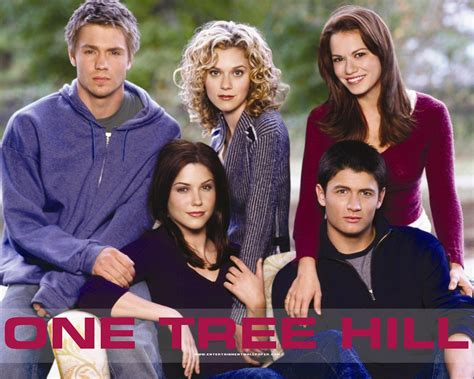 One Tree Hill Review With Arms Outstretched And You