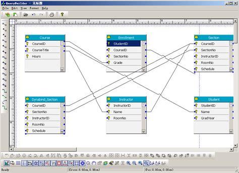 visual  sql generator odbc  query tool table