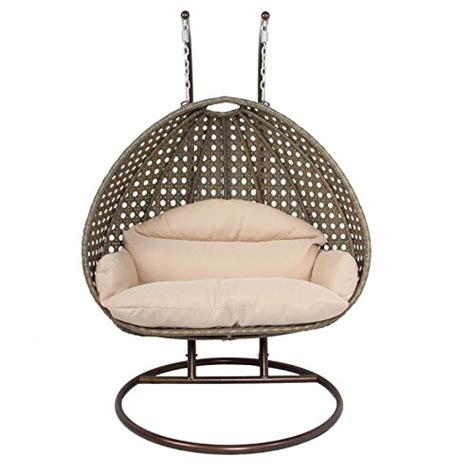 egg shaped swing chair island gale outdoor patio furniture luxury single 2 person 7034