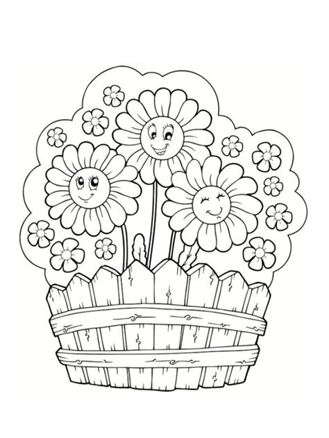 cuisine a donner coloriages de fleurs
