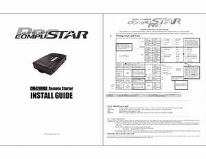 Compustar Cm4200dx User Manual