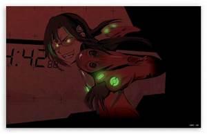 Evil Smile Anime 4K HD Desktop Wallpaper for 4K Ultra HD ...