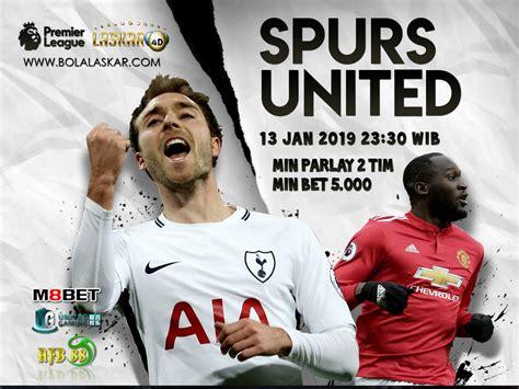 Spurs V Man Utd Betting Odds - 4 betting tips
