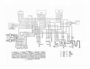 Wiring Diagram For 2001 Honda 350 4 Wheeler  Wiring  Free