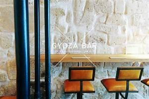 Gyoza Bar Paris : gyoza bar un deuxieme restaurant rue de saintongele poly dre ~ Voncanada.com Idées de Décoration