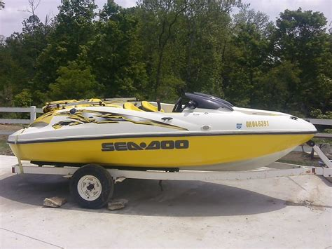 Sea Doo Jet Boat Hull by Sea Doo Bombardier 1999 For Sale For 1 Boats From Usa