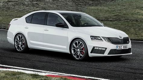 skoda octavia rs awesome drive  design youtube