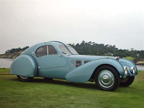 After all, the sc in 57sc stands for supercharged. 1936 Bugatti Becomes World's Most Expensive Car | TheDetroitBureau.com