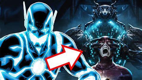 The Flash & Future Flash Vs Savitar!