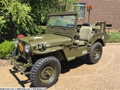 military jeep willys for sale 152 best military jeeps for sale images on pinterest