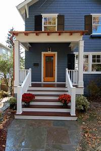 Awesome Small Front Porch Design Ideas  11