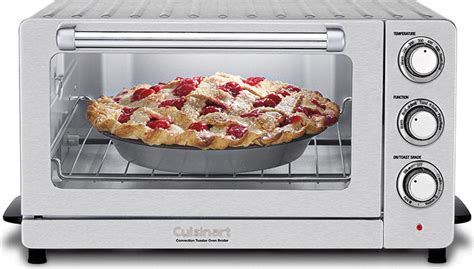 How To Use A Convection Toaster Oven by Cuisinart Convection Toaster Oven Broiler Kitchenkapers