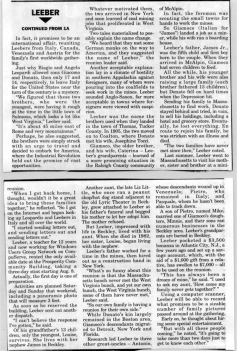 Newspaper Article, Part 3