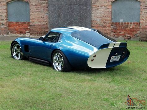 Factory Five Daytona Coupe Review by Shelby Daytona Coupe Replica Factory Five Racing