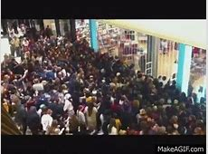 OCCUPY WALMART BLACK FRIDAY STAMPEDE METAL on Make a GIF