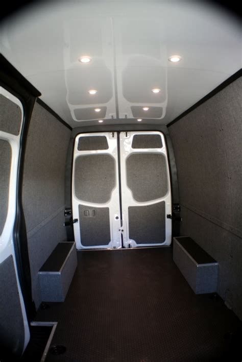 sprinter van complete interior kit wb hr rb