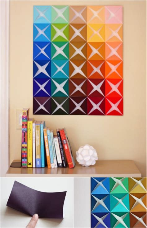 easy  gorgeous diy wall art projects  absolutely
