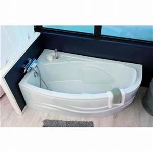 Baignoire D Angle Asymétrique : baignoire asym trique achat vente baignoire ~ Dailycaller-alerts.com Idées de Décoration