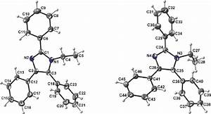 Color Online   Molecular Structure Of The Two Symmetry