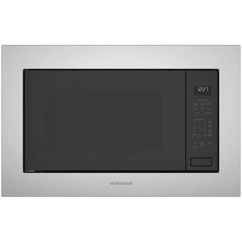 zebslss ge monogram  cu ft  built  microwave stainless manuel joseph appliance