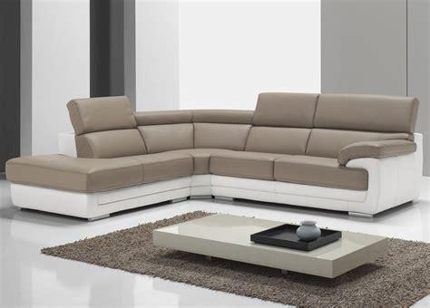 canapé cuir cuir center canapé d 39 angle arrondi cuir center canapé idées de