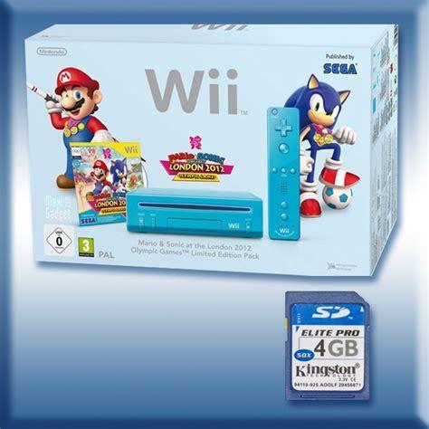 Modification Wii by Modification Wii Wii Bleu Neuve Flash 233 E Avec Usb Loader