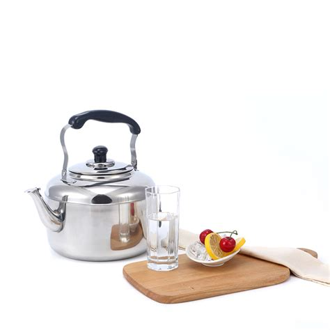 gas kettle induction whistling electric stove sell teapot stainless steel