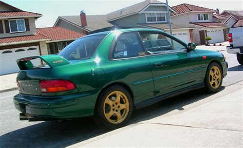 10 Of The Rarest Subarus Ever Subienews