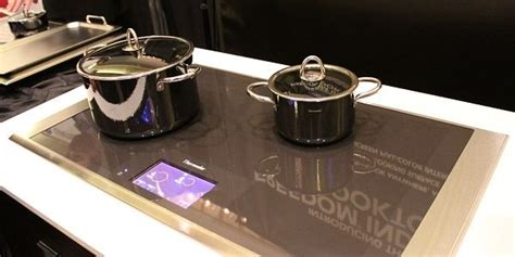 thermador induction cooktop jetson green freedom is a new smart induction cooktop