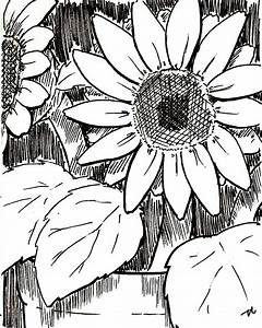 Earth Day Flowers Uncolored By Soraminami On Deviantart