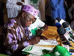 See Ten Major Things Obasanjo Said In His Letter – The ...