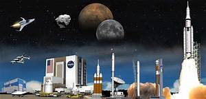 NASA Future - Pics about space