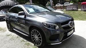 4x4 Mercedes Gle : 2017 mercedes benz gle 350 d 4matic sportline exterior ~ Melissatoandfro.com Idées de Décoration