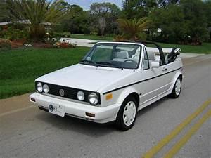 1987 Volkswagen Cabriolet Overview CarGurus