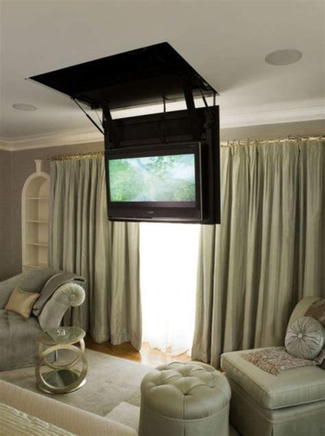 Fernseher Im Wohnzimmer by Neue Strategien Zum Verstecken Vom Tv Umzug Fernseher