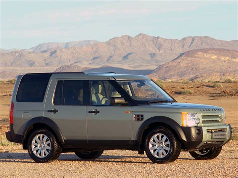 Land Rover Discovery Photo by Land Rover Discovery Iii Picture 93649 Land Rover