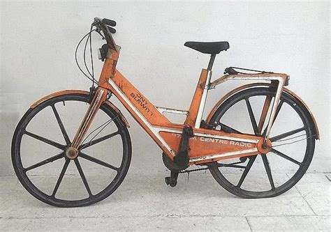 volvo itera plastic bicycle circa