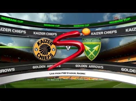 Kaizer chiefs and golden arrows will lock horns in tuesday's league match at fnb stadium. Nedbank Cup 2018 - Kaizer Chiefs vs Golden Arrows - YouTube