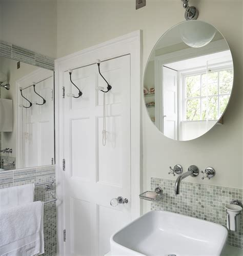 beautiful bathrooms ming green marble bespoke cabinets