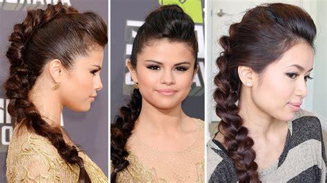 Selena Gomez Mtv Movie Awards 2013 Hairstyle
