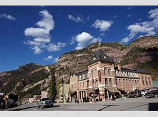 Beaumont Hotel Ouray, Colorado Wikipedia