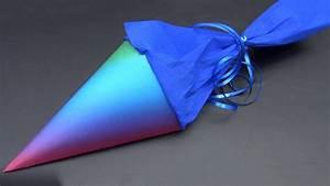 Einfache Papierblume Basteln : schulanfang einfache schult te basteln youtube ~ Eleganceandgraceweddings.com Haus und Dekorationen