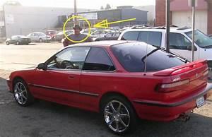 Stolen  1991 Acura Integra Gs 4  18  2010 East Bay Area  Ca