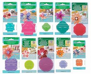 clover kanzashi flower maker craft template select your With clover templates flowers