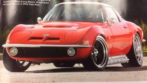 Buick Opel Gt For Sale by Resto Modded Buick V8 Powered Opel Gt Opel