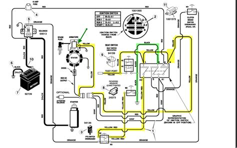 tractor ignition switch wiring diagram webtor me