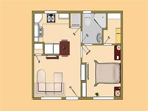Small House Plans Under 500 Sq FT Cute Small House Plans ...