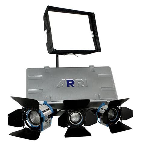 arri light kit arri softbank d2 three light kit zootee studios